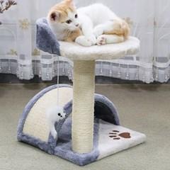 에코펫위드 고양이타워 캣타워 입문용 42cm