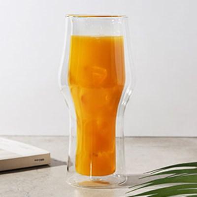까사무띠 젤라또 이중유리컵 (500ml)