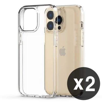 [1+1] 아이폰 전기종 에어클로 핸드폰 범퍼 케이스
