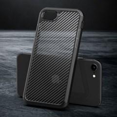 하푼 아이폰8 7 카본 패턴 하이브리드 케이스
