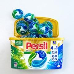 퍼실 듀오캡스 4in1 캡슐 세탁 세제 디스크 유니버셜 28개입