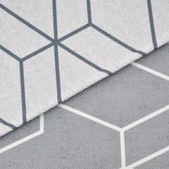 지오 워셔블 방수 사계절 러그(150x200cm)