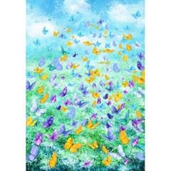 1000피스 직소퍼즐 - 나비의 정원