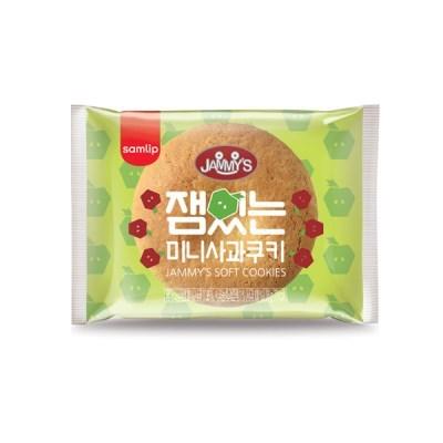 잼있는쿠키 사과맛 16g 30입 1박스_(2644861)