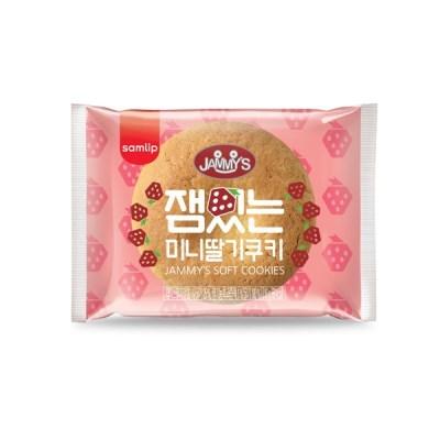 잼있는쿠키 딸기맛 16g 30입 1박스_(2644860)