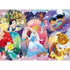 300피스 직소퍼즐 - 디즈니 프린세스 (큰조각)