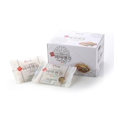 봉동생강마을 마마편강 생강편 생강칩 전통수제간식 25g 10봉