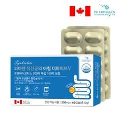 파마젠 더파이브 유산균의 아침 더 파이브V 60캡슐 2개월분