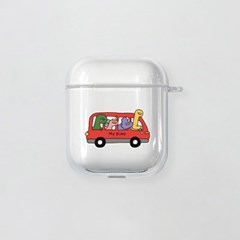 [Airpods hard] 투명 올리 버스_(1100132)