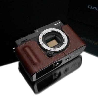 소니 Fujifilm X-E4용 가죽케이스 HG-XE4BR