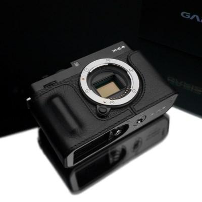 소니 Fujifilm X-E4용 가죽케이스 HG-XE4BK
