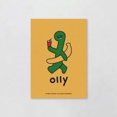 (포스터) 올리 바나나,마이다이노_(1100170)