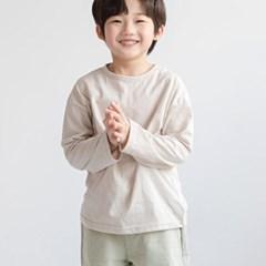 화)소프트워싱 아동 티셔츠 -주니어까지