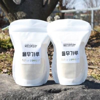 국산 생율무가루 볶은 율무가루 500g