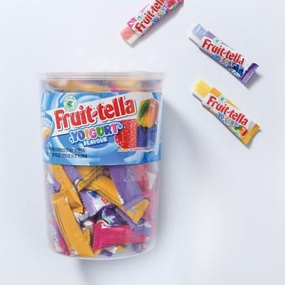 후르츠텔라 590g 요구르트 사탕 젤리 대용량 간식선물