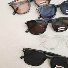 기본 블랙 가벼운 도수없는 데일리 패션 선글라스