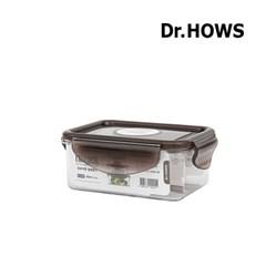 [닥터하우스] 트라이락 밀폐용기 직사각 400ml