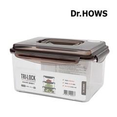 [닥터하우스] 트라이락 밀폐용기 직사각 4.5L