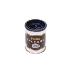 헬릭스 044120 옥스포드 원통형 연필깎이 2홀 학용품 문구
