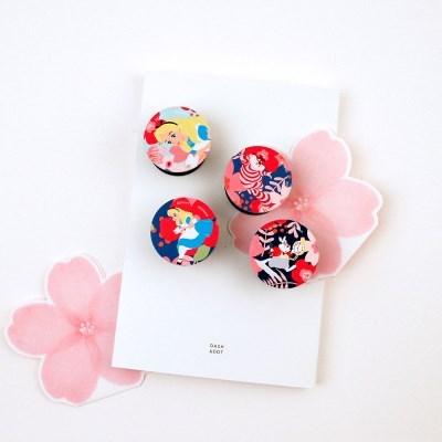 디즈니 정품 앨리스 블러썸 시리즈 팝톡