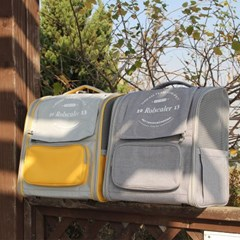 도그웨그 백팩 이동 가방 강아지 캐리어 고양이 이동장