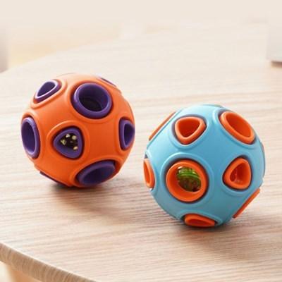 도그웨그 스톤볼 강아지 장난감 LED 공 스낵볼