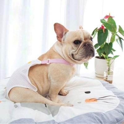도그웨그 강아지 고양이 위생 생리 팬티 매너벨트