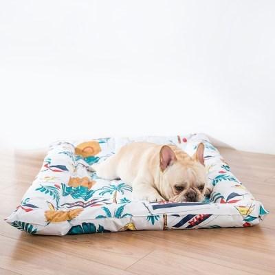 도그웨그 알로하와이 강아지 고양이 대형 쿨매트