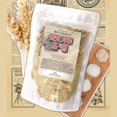 미숫가루포옹 속이편한 7가지 곡물단백질 선식 식사대용