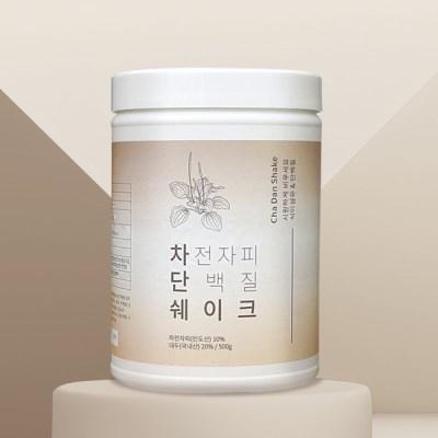 차전자피 쉐이크 단백질 파우더 식사대용
