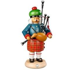 스모킹맨- 백파이프를 연주하는 스코트랜드인, 27Cm