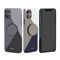 아이폰8플러스 심플 컬러 스마트톡 하드 케이스 KP021_(3764917)