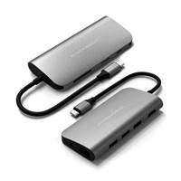 [해외직구] 하이퍼드라이브 9in1 USB C타입 멀티허브