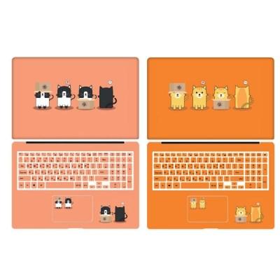 LG 그램 14 14Z90N 20년 일러스트 디자인 노트북 스킨