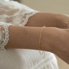 ARb02700_Link Chain Bracelet