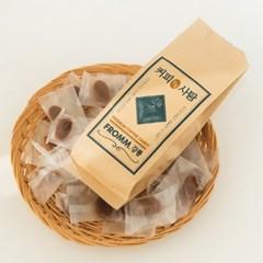 [시나몬카푸치노맛]강릉커피사탕 수제사탕