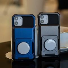 아이폰7/8 플러스 Tank_Tok  스마트 그립톡 카드 범퍼