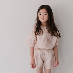 라) 곰곰 아동 상하세트