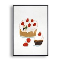 Strawberry date