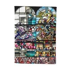 패브릭 포스터 스테인드글라스 컬러1