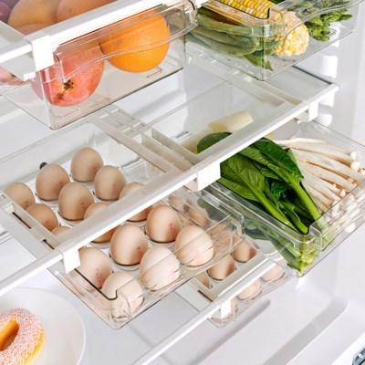 냉장고정리트레이 서랍형 냉장고 수납트레이