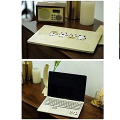 LG 그램 14 14Z990 19년 일러스트 디자인 노트북 스킨