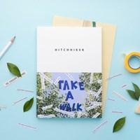 10x10 히치하이커 vol.87 「산책」(마일리지 구매상품)