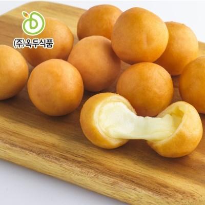 옥두식품 우리쌀로 만든 모짜치즈볼 30g x 30개