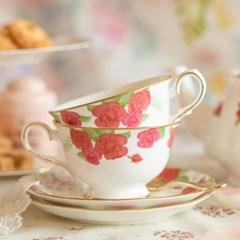 [디즈니]미녀와 야수_Tea cup 2set(4pcs)