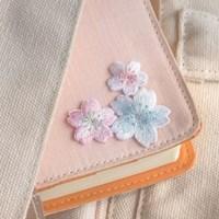 벚꽃 DIY 와펜(2종)