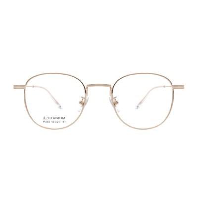 Le-01 GOLD 베타티타늄 안경