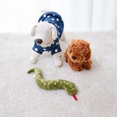 [모던하우스] 펫본 스네이크 삑삑이 장난감