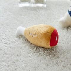 [모던하우스] 펫본 닭다리 삑삑이 장난감