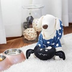 [모던하우스] 펫본 할로윈 박쥐 삑삑이 장난감